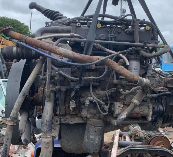 MAN 8.155 ENGINE