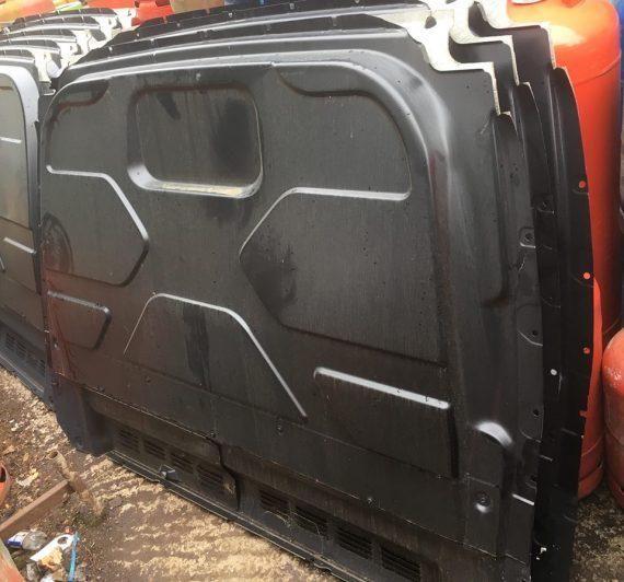 transit custom bulkhead