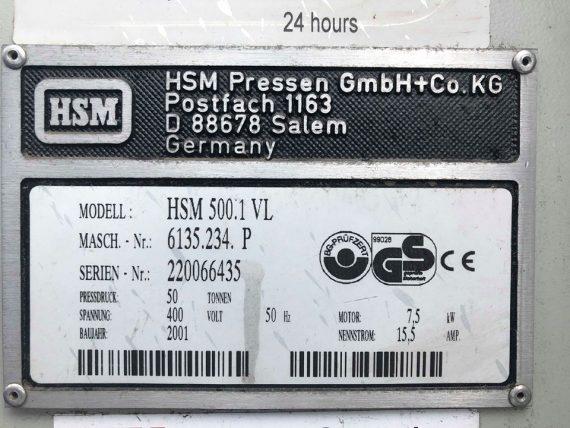 HSM 500-1 VL 1