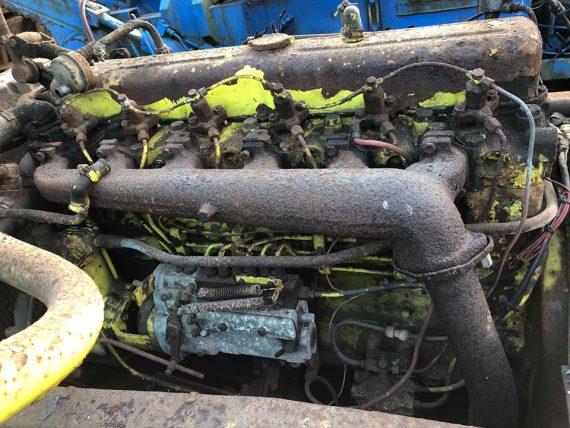 bedford 466 engine