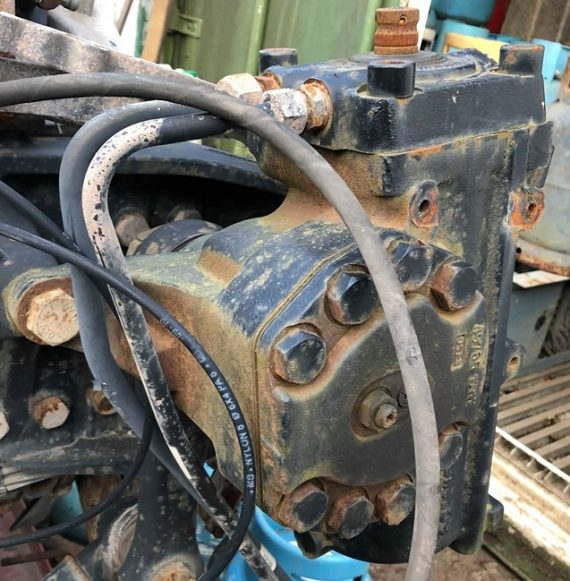 scania steering box 2